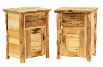 Photo of Rustic Arts Nightstands