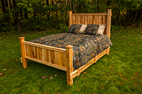 Mountain Maple Bed