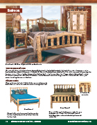 Link to Aspen Heirloom Bedroom furniture catalog