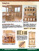 Link to Aspen Heirloom Dining Room Catalog