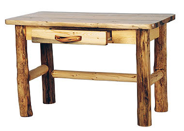 Log Office Table