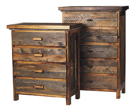 Rustic Reclaimed Wood Dresser. Rustic Reclaimed Wood Furniture   Sustainable Furniture