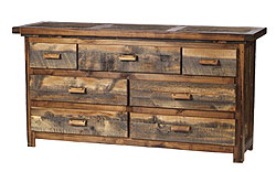 Photo of Reclaimed Wood Dresser