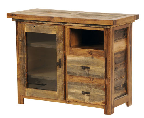 Rustic Reclaimed Wood Furniture Sustainable Furniture